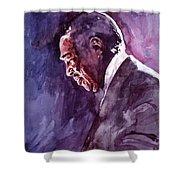 Duke Ellington Mood Indigo Sounds Shower Curtain