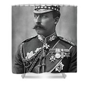 Duke Of Connaught (1850-1942) Shower Curtain