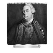 Duke Of Cumberland (1721-1765) Shower Curtain