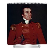 Duke Of Wellington (1769-1852) Shower Curtain