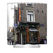 Dun Yong Amsterdam Shower Curtain