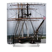 Dunbrody 2 Shower Curtain
