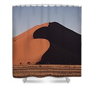 Dune 45 Morning Shower Curtain