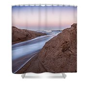 Dune Break Shower Curtain