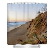Dune Cut And Pier 5 11/03 Shower Curtain