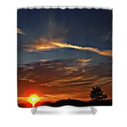 Dune Dreaming Shower Curtain