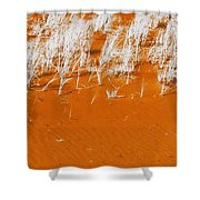 Dune Grasses Shower Curtain