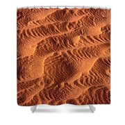 Dune Patterns - 241 Shower Curtain by Paul W Faust -  Impressions of Light