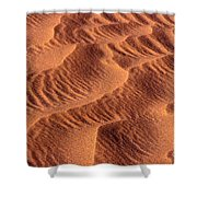 Dune Patterns - 242 Shower Curtain by Paul W Faust -  Impressions of Light