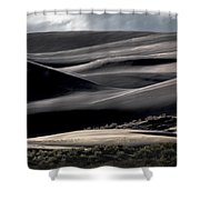 Dune Texture Shower Curtain