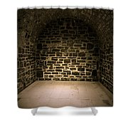 Dungeon Shower Curtain
