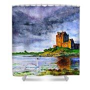 Dunguaire Castle Ireland Shower Curtain