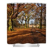 Dunham Massey Shower Curtain