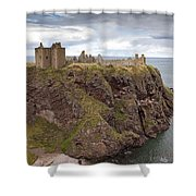 Dunnottar Castle Shower Curtain