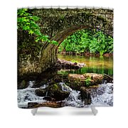 Dunster Castle Shower Curtain