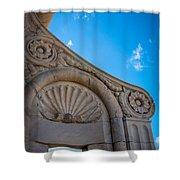 Duomo Detail Shower Curtain