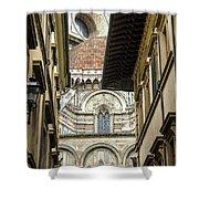 Duomo In Firenze Shower Curtain