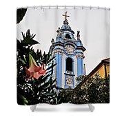 Durnstein Parish Church Shower Curtain