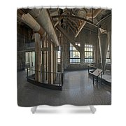 Dust Collectors Shower Curtain