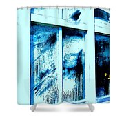 Dust In The Wind-ow... Shower Curtain