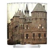 Dutch Castle Shower Curtain