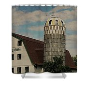 Dutch Country Shower Curtain