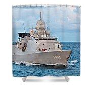Dutch Frigate Shower Curtain