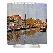 Dutch Living Shower Curtain