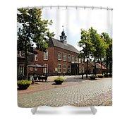 Dutch Village Shower Curtain