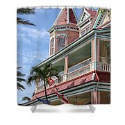Duval And South Shower Curtain