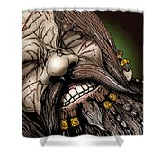 Dwarf Prisoner Shower Curtain