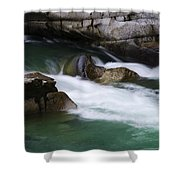Eagle Creek Washington 3 Shower Curtain