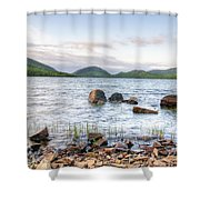 Eagle Lake Shower Curtain