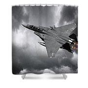 Eagle Power Shower Curtain