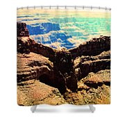 Eagle Point Shower Curtain