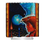 Eagle's Roost Shower Curtain