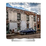 Early 1950's Chevy Shower Curtain