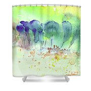 Early Morning 50 Shower Curtain