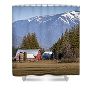 Early Spring  -  150310a-098 Shower Curtain