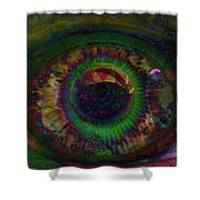 Earth And Soul Shower Curtain