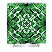 Earth Band Shower Curtain
