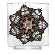 Earth Nest Shower Curtain