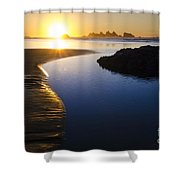 Earth The Blue Planet 7 Shower Curtain