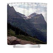 East Glacier National Park Shower Curtain