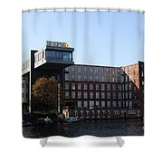 East Harbor - Berlin Shower Curtain