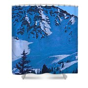 East Wall Shower Curtain