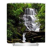 Eastatoe Falls II Shower Curtain