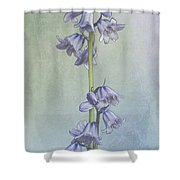 Easter Hyacinth Shower Curtain