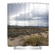 Easter Sunday  Shower Curtain