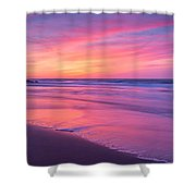 Easter Sunday Sunrise 16x7 Shower Curtain